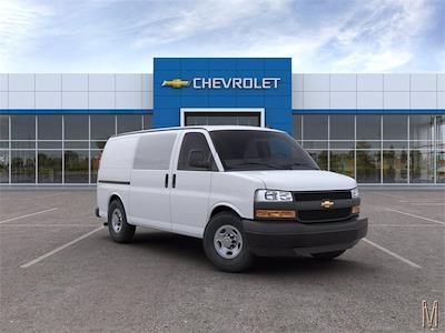2020 Chevrolet Express 2500 4x2, Empty Cargo Van #L1274984 - photo 1