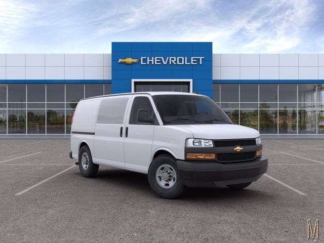 2020 Chevrolet Express 2500 4x2, Empty Cargo Van #L1275122 - photo 1