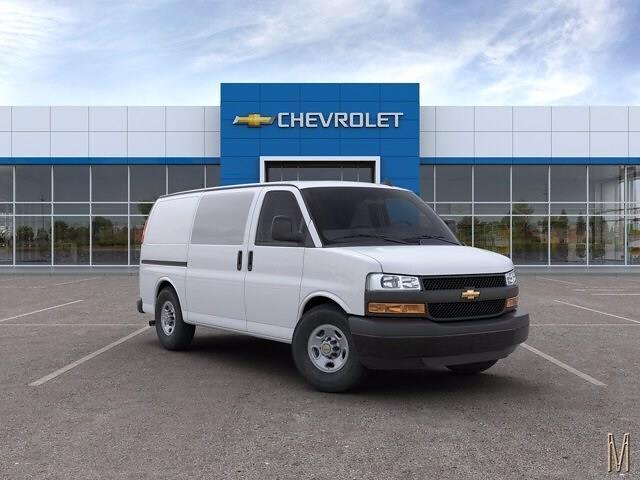 2020 Chevrolet Express 2500 4x2, Harbor Upfitted Cargo Van #L1275196 - photo 1