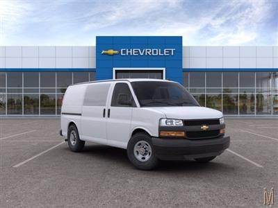 2020 Chevrolet Express 2500 4x2, Harbor Upfitted Cargo Van #L1275196 - photo 1