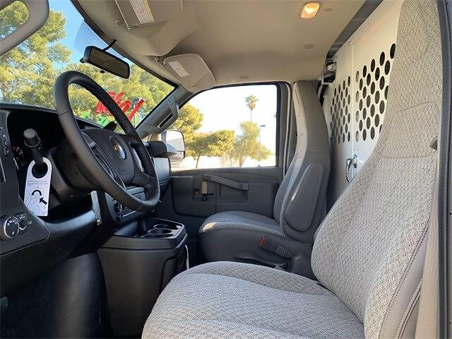 2020 Chevrolet Express 2500 4x2, Harbor Upfitted Cargo Van #L1275198 - photo 18