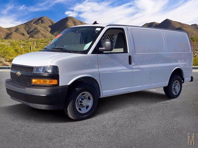2020 Chevrolet Express 2500 4x2, Harbor Upfitted Cargo Van #L1275198 - photo 1