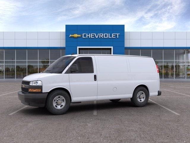 2020 Chevrolet Express 2500 4x2, Empty Cargo Van #L1275208 - photo 3