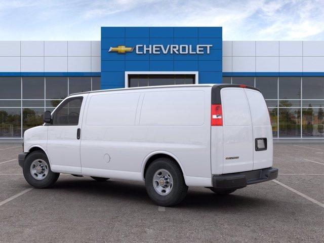 2020 Chevrolet Express 2500 4x2, Empty Cargo Van #L1275208 - photo 4