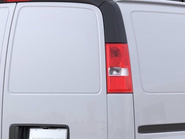 2020 Chevrolet Express 2500 4x2, Empty Cargo Van #L1275208 - photo 9