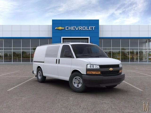 2020 Chevrolet Express 2500 4x2, Harbor Upfitted Cargo Van #L1275208 - photo 1