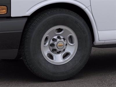 2020 Chevrolet Express 2500 4x2, Empty Cargo Van #L1275208 - photo 7