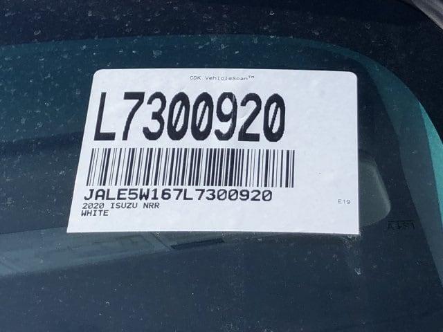 2020 NRR Regular Cab 4x2,  Cab Chassis #L7300920 - photo 22