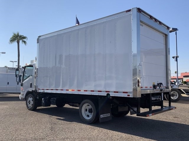 2020 Isuzu NRR Regular Cab 4x2, Morgan Cold Star Refrigerated Body #L7303850 - photo 2