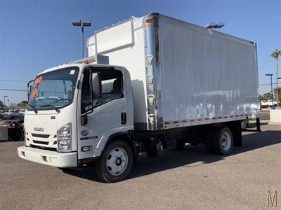 2020 Isuzu NRR Regular Cab 4x2, Morgan Cold Star Refrigerated Body #L7303850 - photo 1