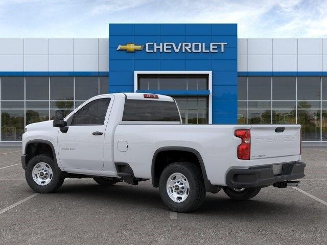 2020 Silverado 2500 Regular Cab 4x2, Pickup #LF225586 - photo 2