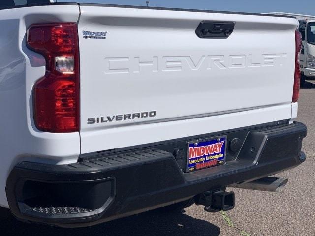2020 Silverado 2500 Regular Cab 4x2, Pickup #LF225766 - photo 5