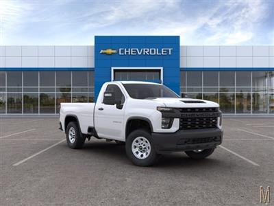 2020 Chevrolet Silverado 3500 Regular Cab 4x2, Pickup #LF229675 - photo 1