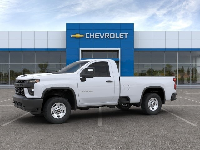 2020 Silverado 2500 Regular Cab 4x2, Pickup #LF243808 - photo 1