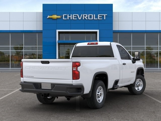 2020 Silverado 2500 Regular Cab 4x2, Pickup #LF243808 - photo 4