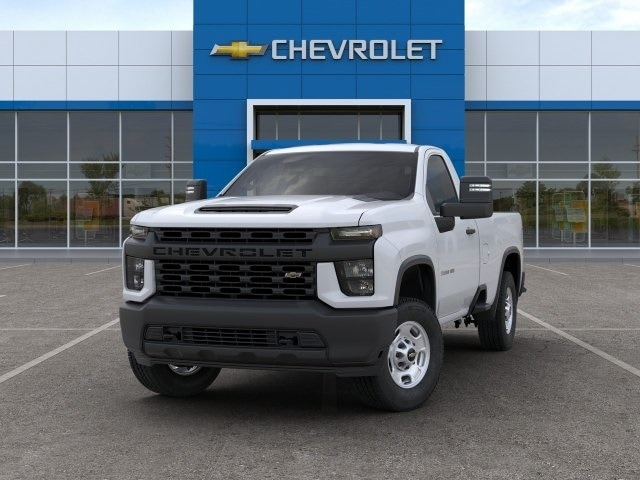 2020 Silverado 2500 Regular Cab 4x2, Pickup #LF243808 - photo 6