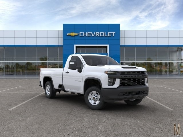 2020 Silverado 2500 Regular Cab 4x2, Pickup #LF243948 - photo 3