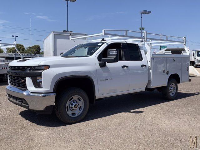 2020 Chevrolet Silverado 2500 Double Cab 4x2, Royal Service Body #LF244575 - photo 1