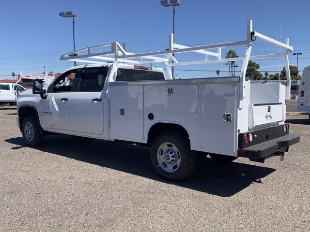 2020 Silverado 2500 Crew Cab 4x2, Harbor Service Body #LF249001 - photo 1