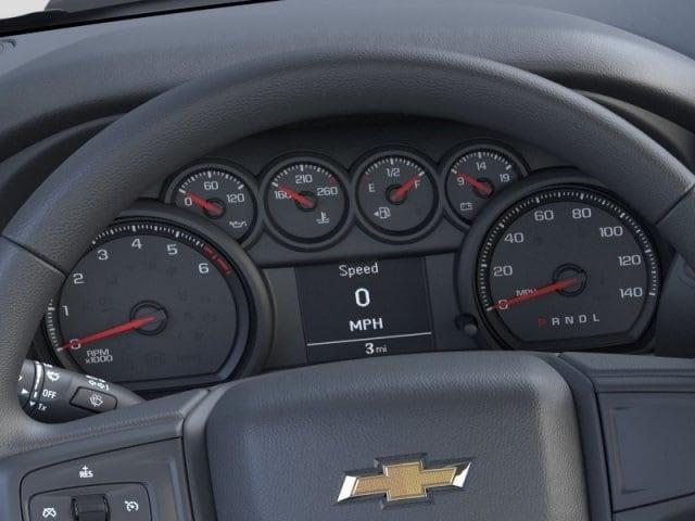 2020 Silverado 2500 Regular Cab 4x2, Pickup #LF251440 - photo 6