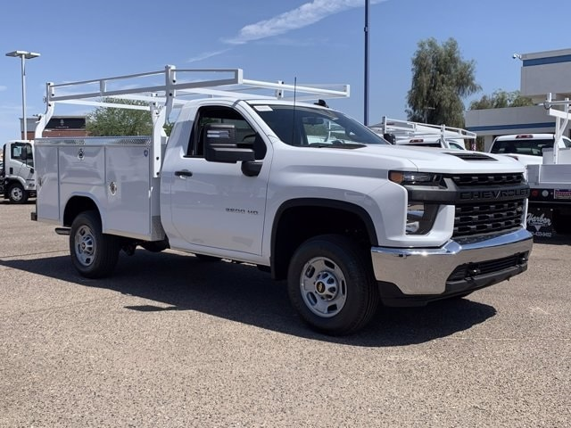 2020 Chevrolet Silverado 2500 Regular Cab 4x2, Royal Service Body #LF263633 - photo 1