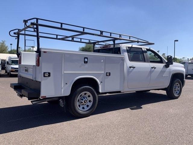 2020 Chevrolet Silverado 3500 Crew Cab 4x4, Knapheide Service Body #LF265561 - photo 6