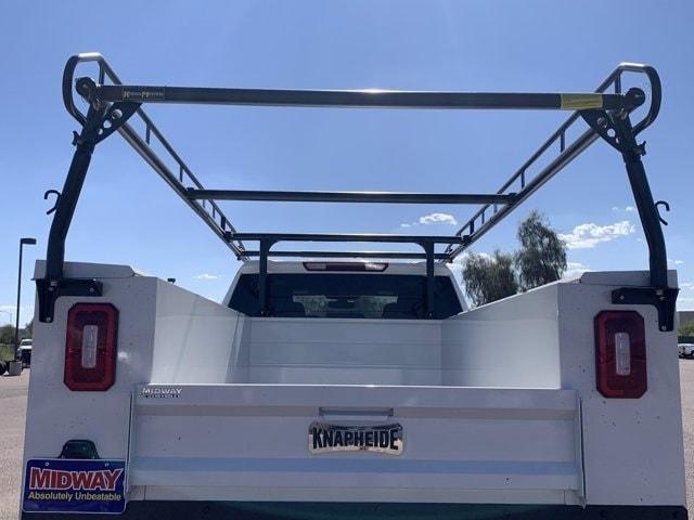 2020 Chevrolet Silverado 3500 Crew Cab 4x4, Knapheide Service Body #LF265561 - photo 18