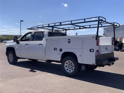 2020 Chevrolet Silverado 3500 Crew Cab 4x4, Knapheide Service Body #LF265561 - photo 2