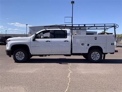 2020 Chevrolet Silverado 3500 Crew Cab 4x4, Knapheide Service Body #LF265561 - photo 7