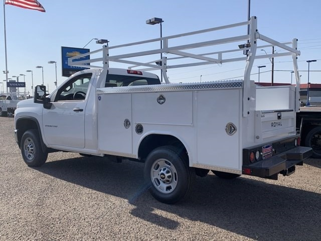 2020 Chevrolet Silverado 2500 Regular Cab 4x2, Royal Service Body #LF280861 - photo 1