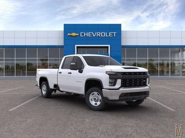 2020 Chevrolet Silverado 2500 Double Cab 4x4, Pickup #LF297315 - photo 1