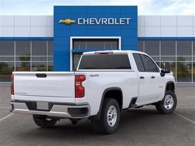2020 Chevrolet Silverado 2500 Double Cab 4x4, Pickup #LF297315 - photo 2