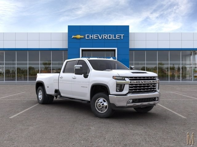 2020 Chevrolet Silverado 3500 Crew Cab 4x4, Pickup #LF330419 - photo 1
