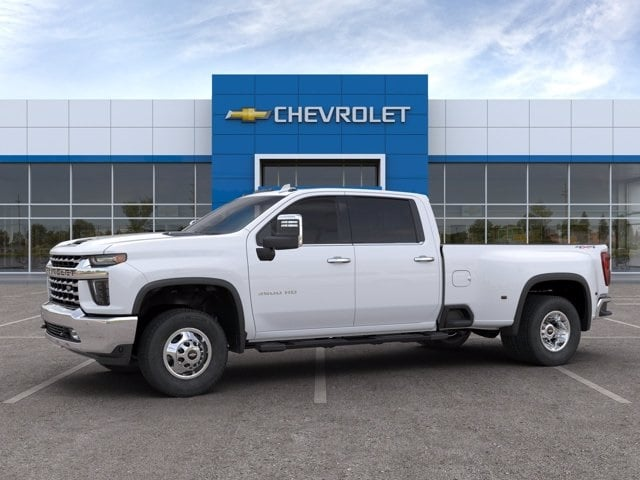 2020 Chevrolet Silverado 3500 Crew Cab 4x4, Pickup #LF330419 - photo 3