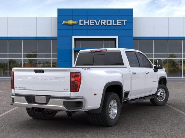 2020 Chevrolet Silverado 3500 Crew Cab 4x4, Pickup #LF330419 - photo 2