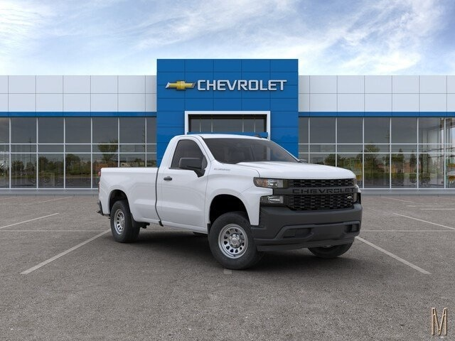 2020 Silverado 1500 Regular Cab 4x2, Pickup #LG115789 - photo 1