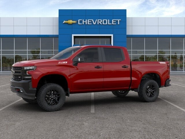 2020 Silverado 1500 Crew Cab 4x2,  Pickup #LG128170 - photo 1