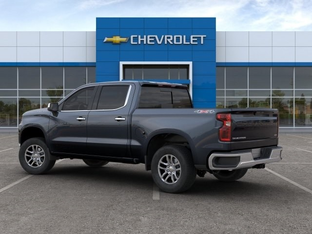 2020 Silverado 1500 Crew Cab 4x4, Pickup #LG192221 - photo 2