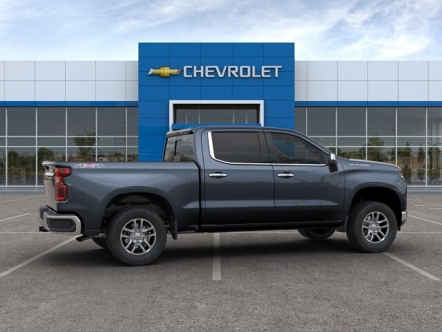 2020 Silverado 1500 Crew Cab 4x4, Pickup #LG192221 - photo 5