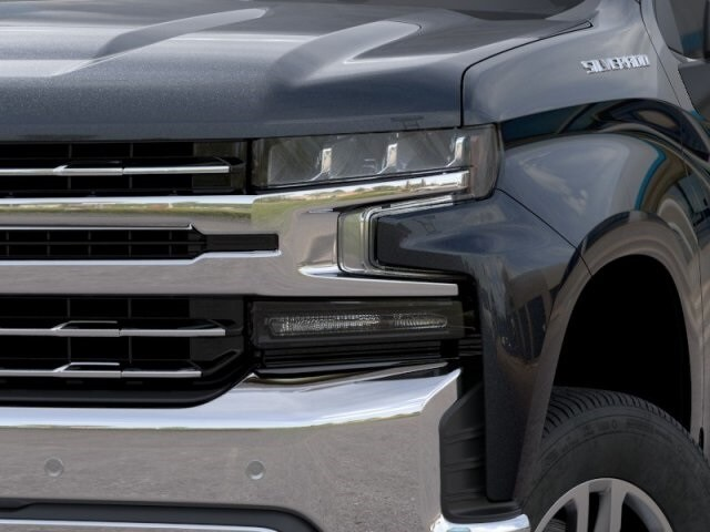 2020 Silverado 1500 Crew Cab 4x4, Pickup #LG192221 - photo 8