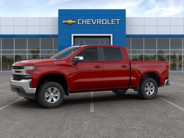 2020 Silverado 1500 Crew Cab 4x2, Pickup #LG212014 - photo 1