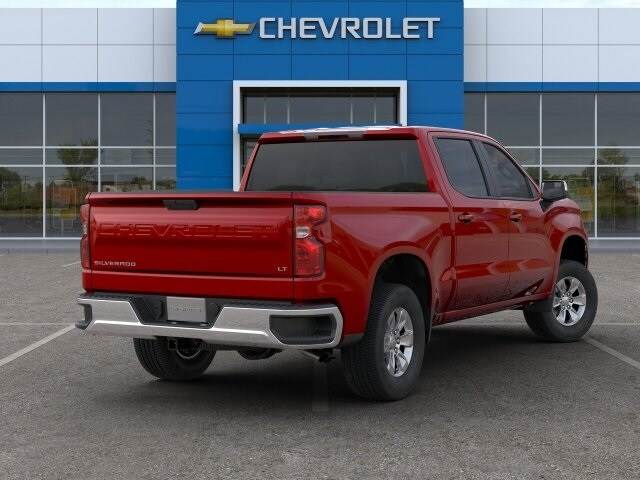2020 Silverado 1500 Crew Cab 4x2, Pickup #LG212014 - photo 4