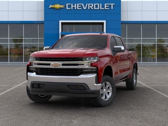 2020 Silverado 1500 Crew Cab 4x2, Pickup #LG212014 - photo 6