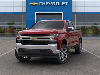 2020 Silverado 1500 Crew Cab 4x2, Pickup #LG229739 - photo 6