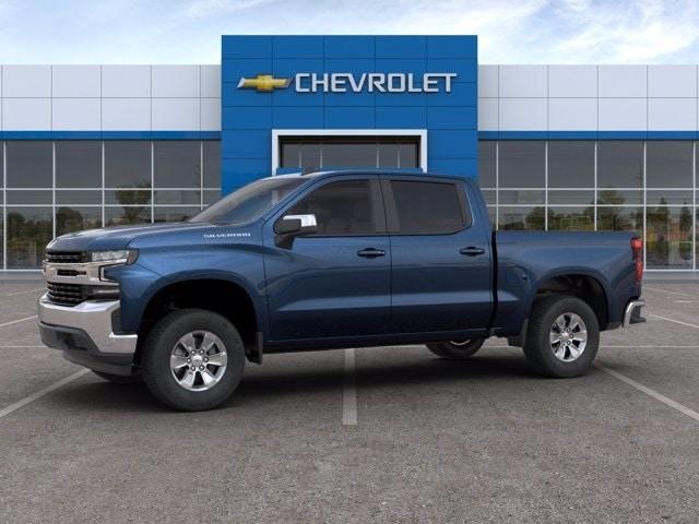 2020 Chevrolet Silverado 1500 Crew Cab 4x2, Pickup #LG340478 - photo 1