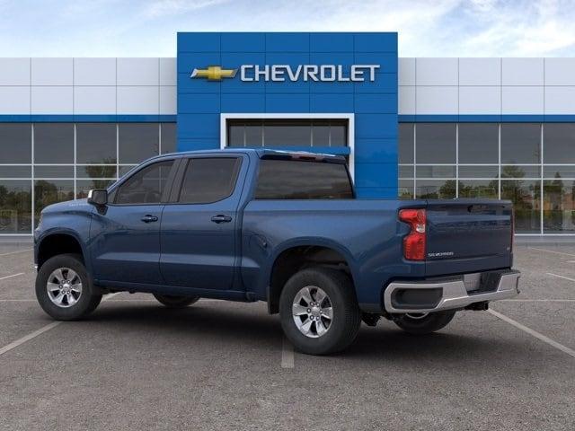 2020 Chevrolet Silverado 1500 Crew Cab 4x2, Pickup #LG340478 - photo 2
