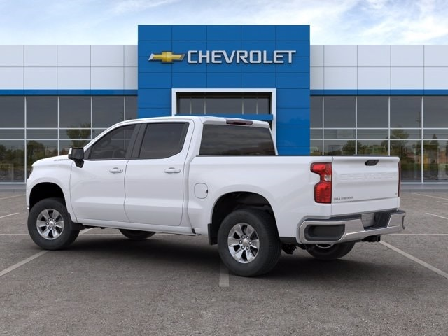 2020 Chevrolet Silverado 1500 Crew Cab 4x2, Pickup #LG340525 - photo 2