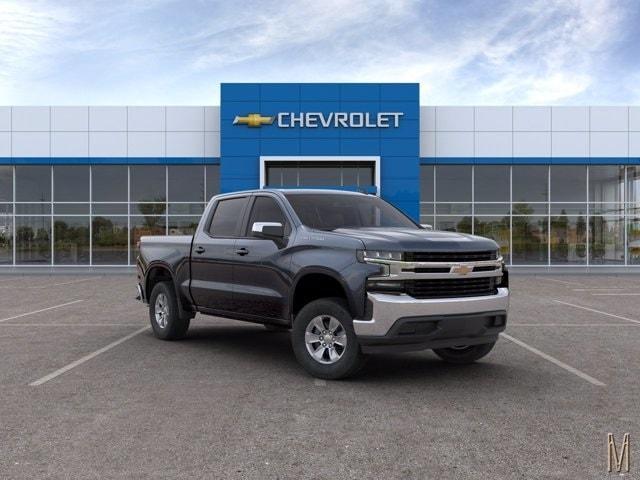 2020 Chevrolet Silverado 1500 Crew Cab 4x2, Pickup #LG342980 - photo 1