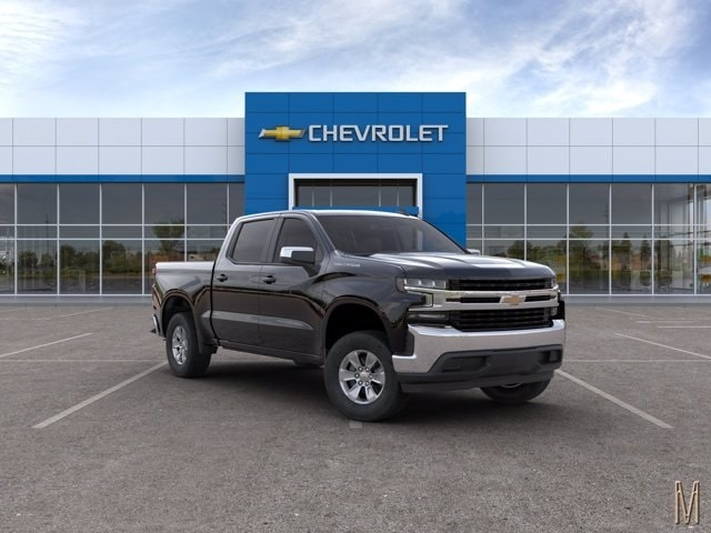 2020 Chevrolet Silverado 1500 Crew Cab 4x2, Pickup #LG343693 - photo 1