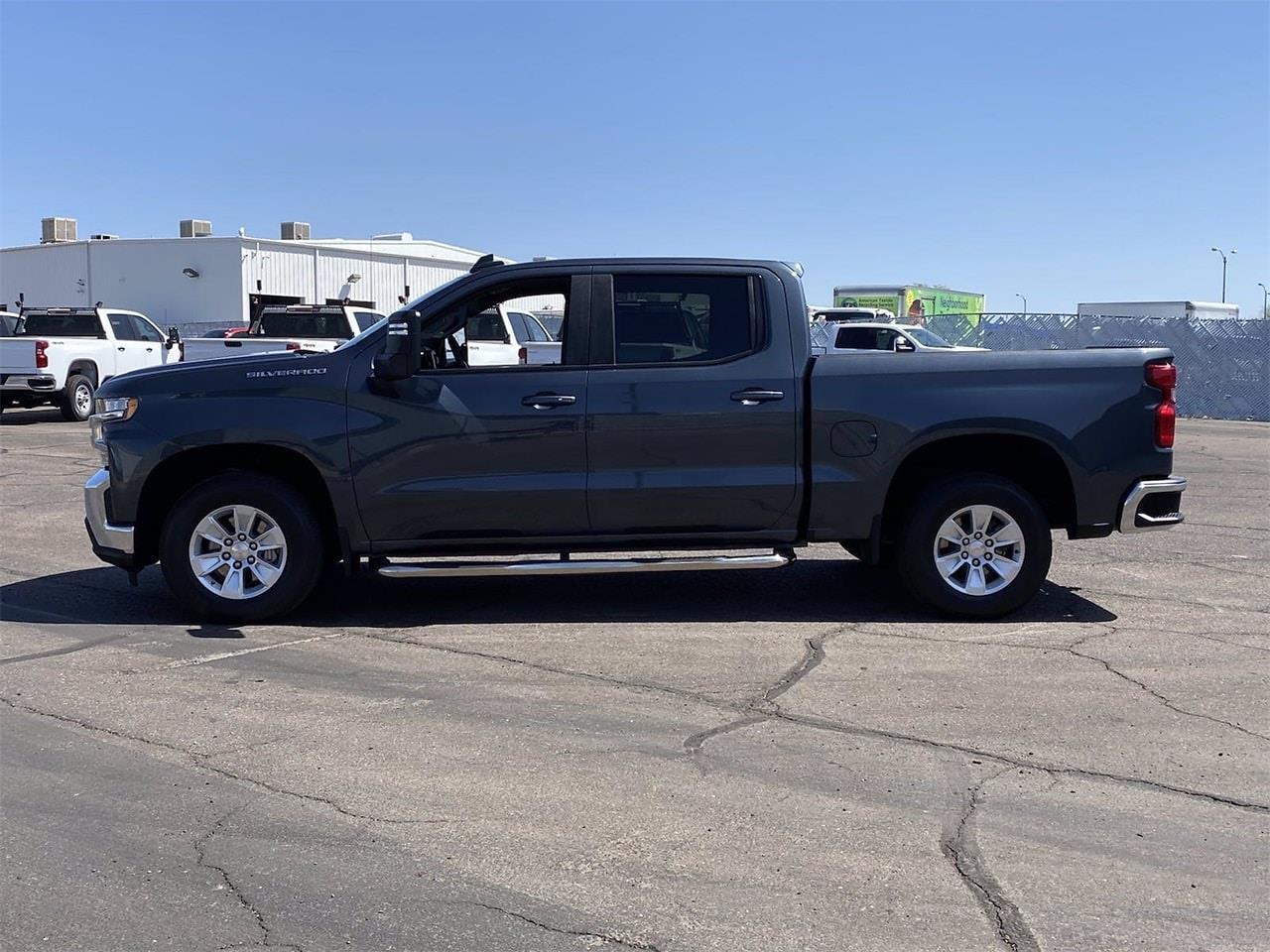 2020 Chevrolet Silverado 1500 Crew Cab 4x2, Pickup #LG343948 - photo 8